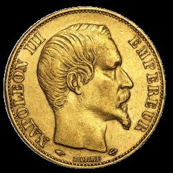 Gouden 20 francs Frankrijk divers jaar