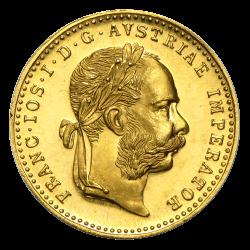 Gouden 1 ducat Oostenrijk divers jaar