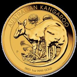 Gouden Kangaroo 1 OZ 2021