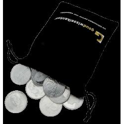 1 KG+ puur zilveren 10 Gulden munten Nederland diverse jaren