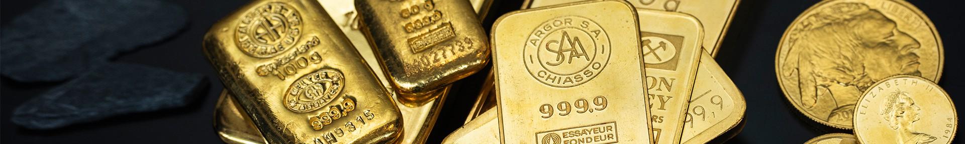 Koop uw goud gemakkelijk en snel online bij Goudwisselkantoor