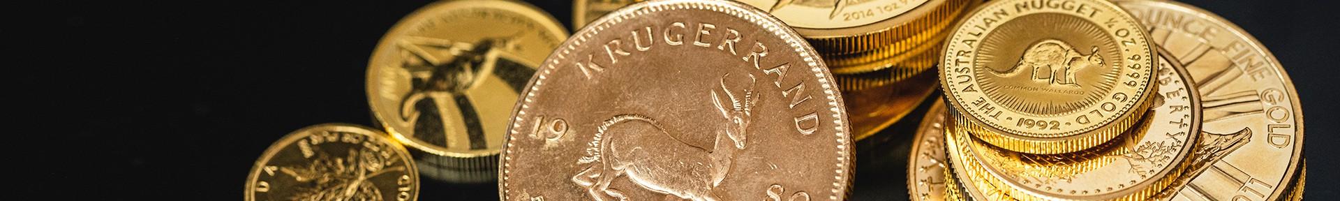 Koop uw gouden munten gemakkelijk en snel online bij Goudwisselkantoor