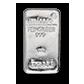 zilveren-baar